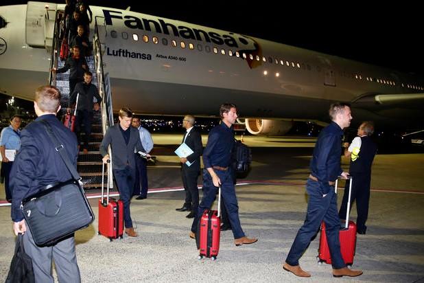 Lufthansa till salu redan i ar