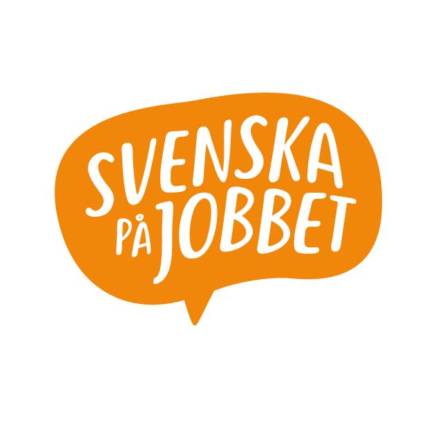 Logotyp med pratbubbla
