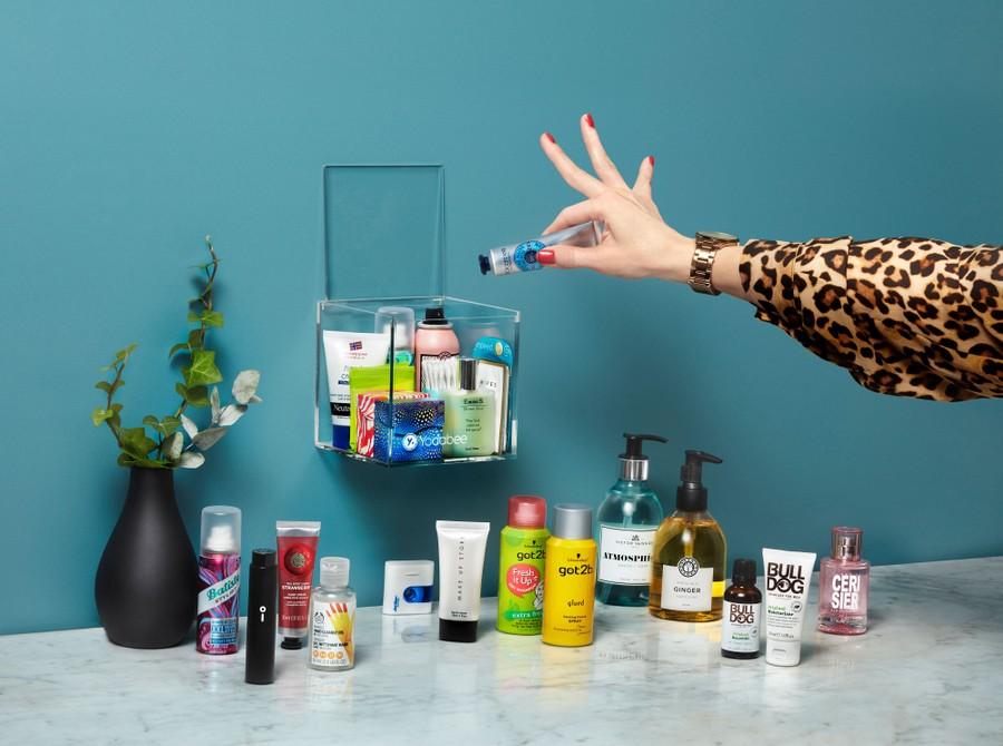 Yodabee box - Vilka produkter ingår?