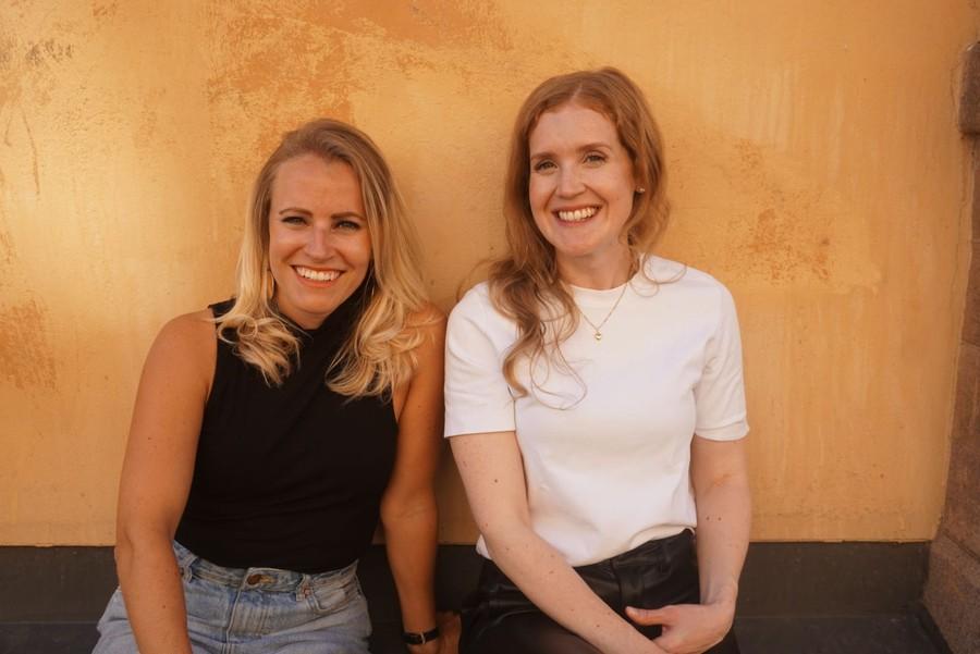 Johanna Lundberg & Hanna Löfqvist, grundare av Yodabee