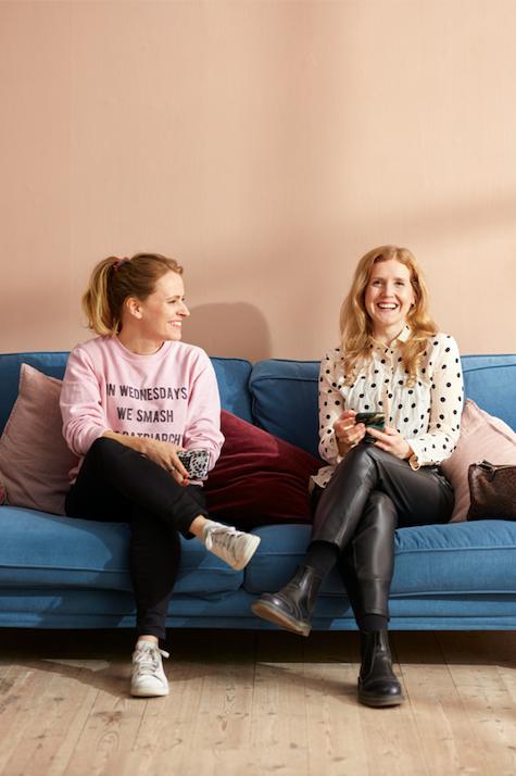 Johanna Lundberg & Hanna Löfqvist, 100 % ägare och grundare av Yodabee