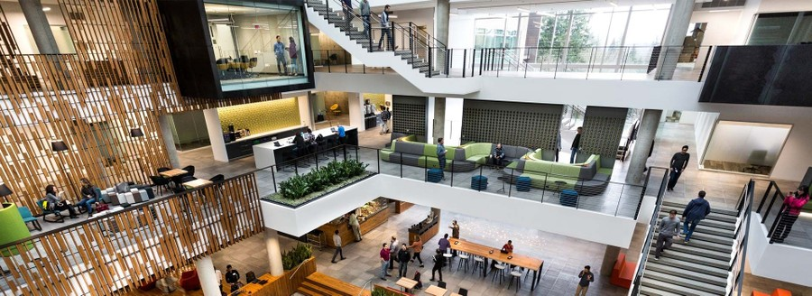 Lobby host lead Microsoft
