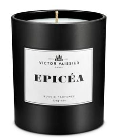 Victor Vaissier Epicéa doftljus - Beställ till kontoret!