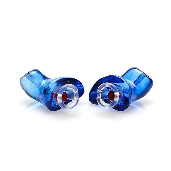 Formgjutna hörselskydd för industri