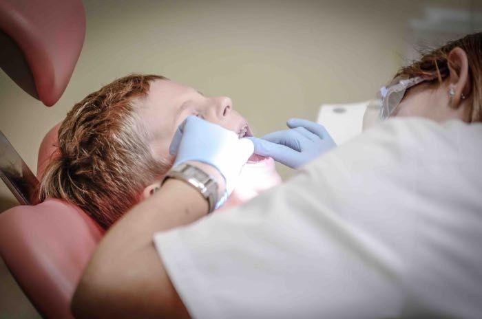 Formgjutna hörselskydd tandläkare