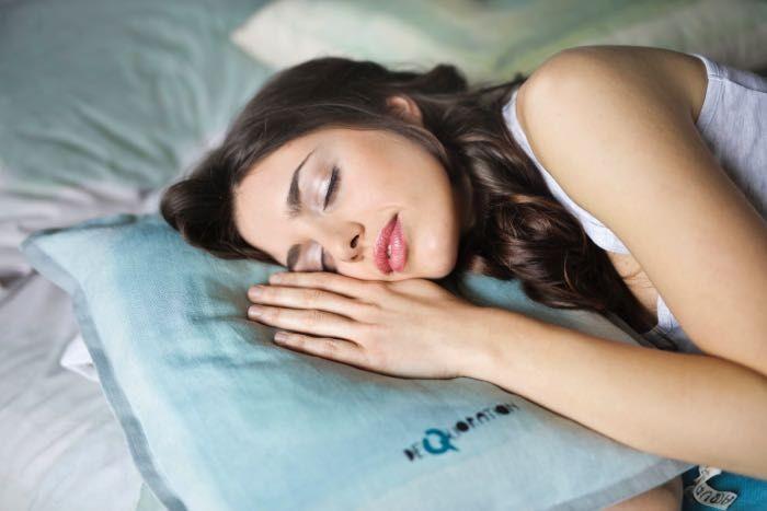 Öronproppar sova