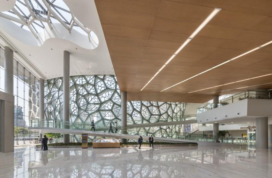 Biomimetik.Arkitecture-Shanghai.Natural.History.Museum-Perkins+Will-Hållbarhet