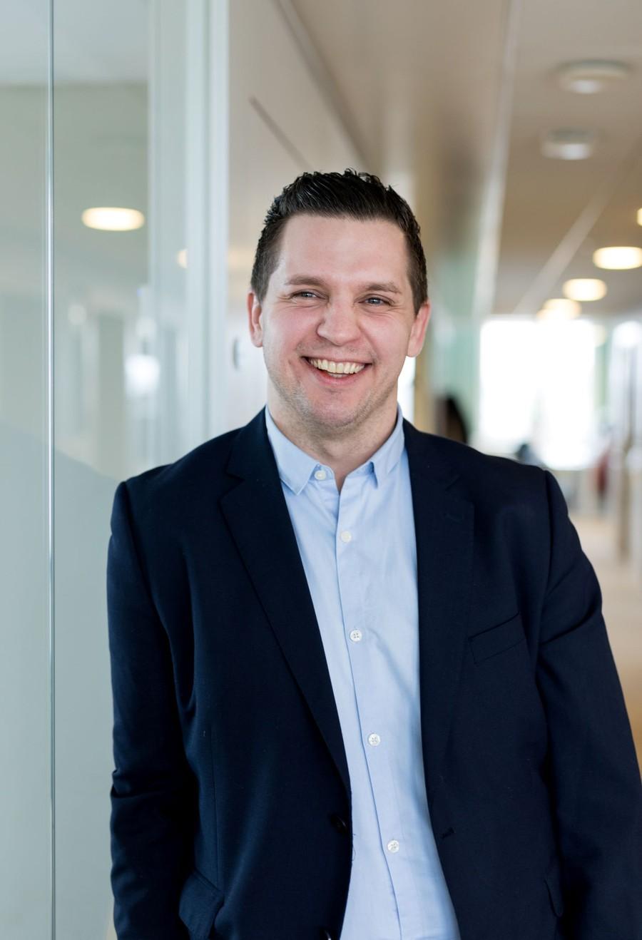 Johan Utvecklingschef