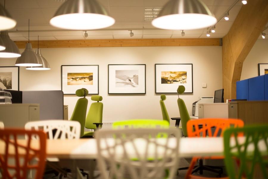 Hör kan man hyra möblerad kontorsplats Halmstad