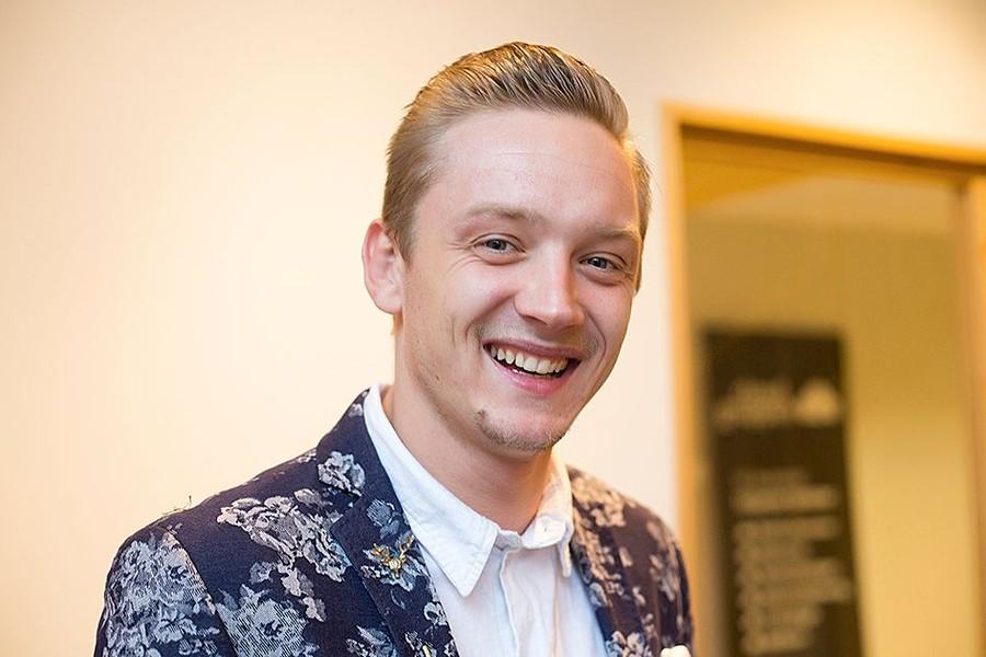 Aktören hyr kontor på Koja Kontorshotell Flygstaden Halmstad