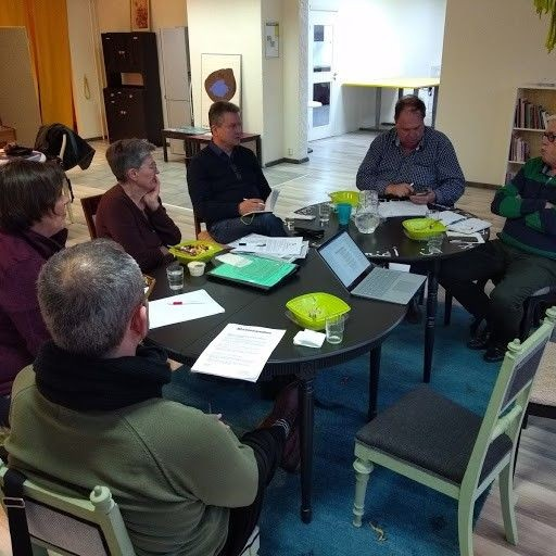 Diskussioner kring Malmöandan och samhällsutmaningen Stadsliv, allmänna platser och lokaler