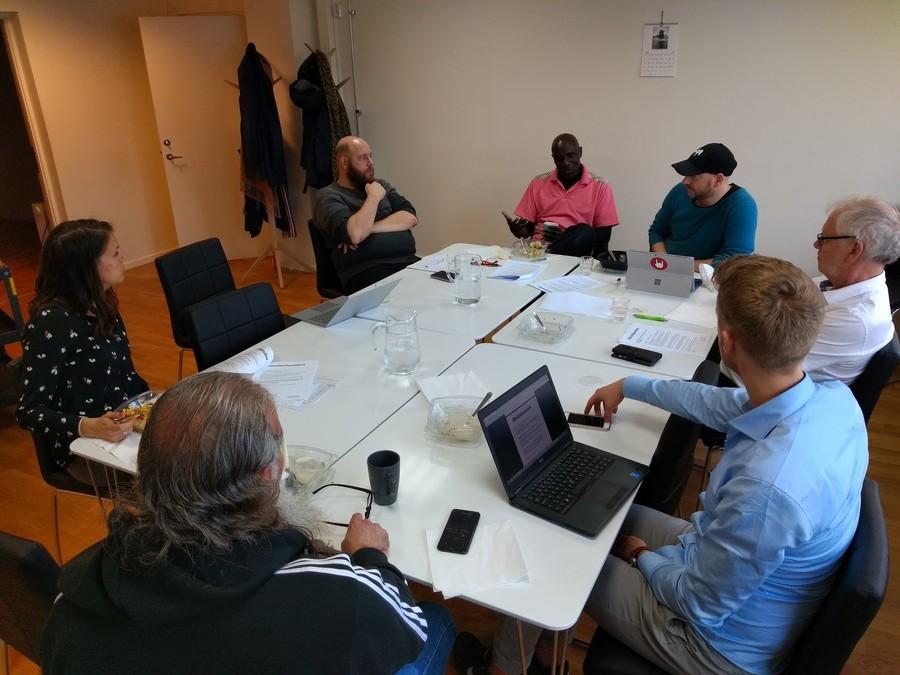 Malmöandans samhällsutmaning Nya vägar till arbete och aktivitet diskuteras