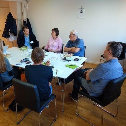 Malmöandan diskuteras av företrädare för RådRum och MISO