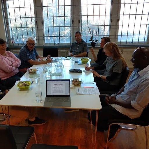 Företrädare för olika organisationer för samtal om Malmöandan