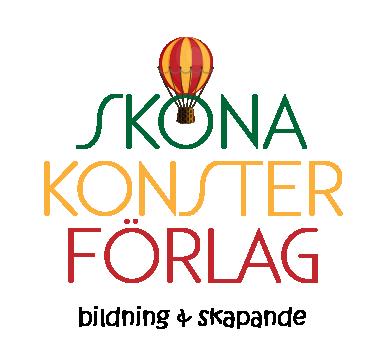 Logotyp för Sköna konster förlag - bildning och skapande