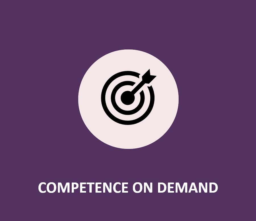 Öka du din räckvidd att nå ut till det bästa intermis- och managementkonsulterna och samtidigt minimera tiden du åt dina konsultinköp genom tjänsten Competence on Demand.