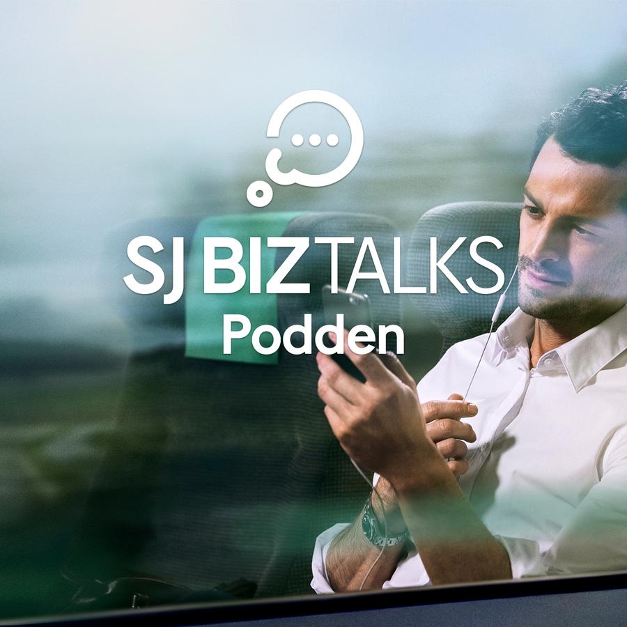 Podcasten SJ Biztalks produceras av Poddagency
