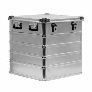 Förvaringslåda, rostfritt, aluminium