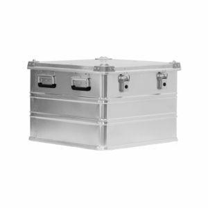 Alubox Aluminium förvaringsbox, förvaringslåda