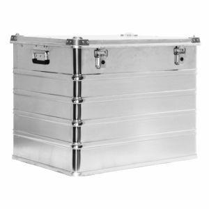 Alubox, förvaringslåda, försvar, förvaring, lådor, aluminium