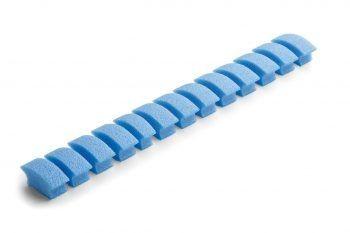 Skydda kanter, kantskydd, blått kantskydd, nmc, protective pads, emballage, förpackningar, skyddplast.