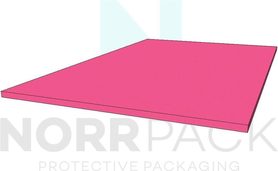 plastozote rosa 25m