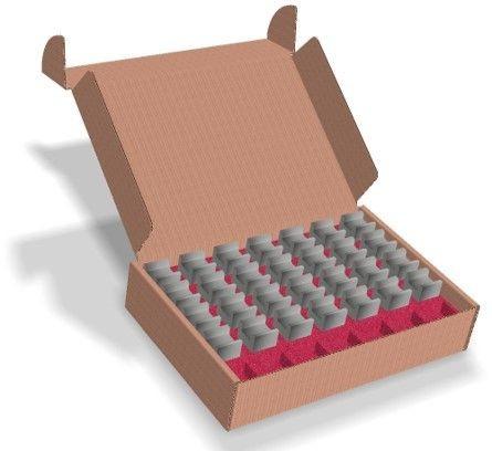 Stötskydd, emballage, kartonger och skuminredningar för alla typer av applikationer.