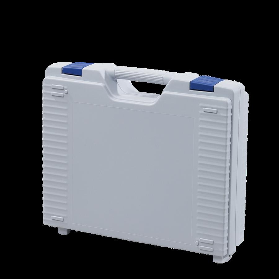 Jazz 5012 plastväska med skuminrede
