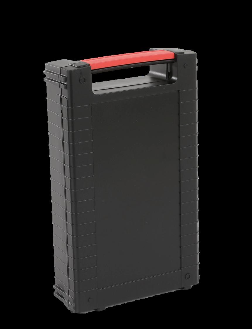 Beat 6692 - Förvaringsask för mindre verktyg och instrument