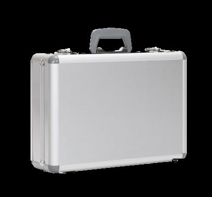 Attaché datorväska demoväska aluminiumväska plockskum äggskum