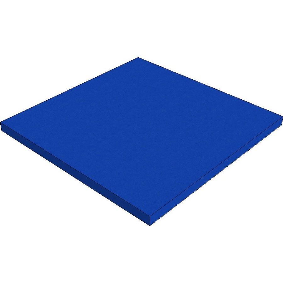 Plastozote blå 25mm