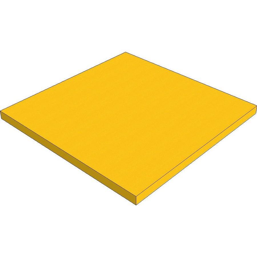 Plastozote gul 25mm