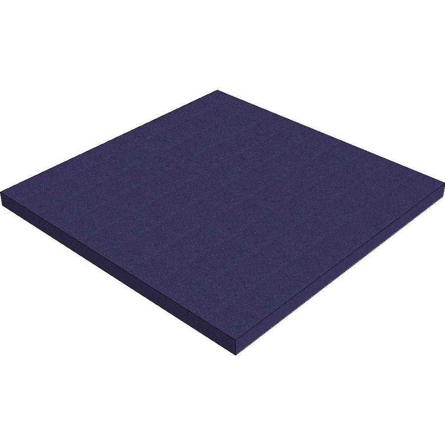 Plastozote reflexblå 25mm
