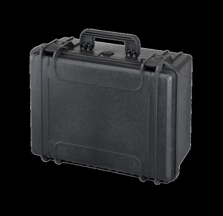 Max cases från Italienska Panaro Plastica. Högkvalitativa plastväskor för alla miljöer.