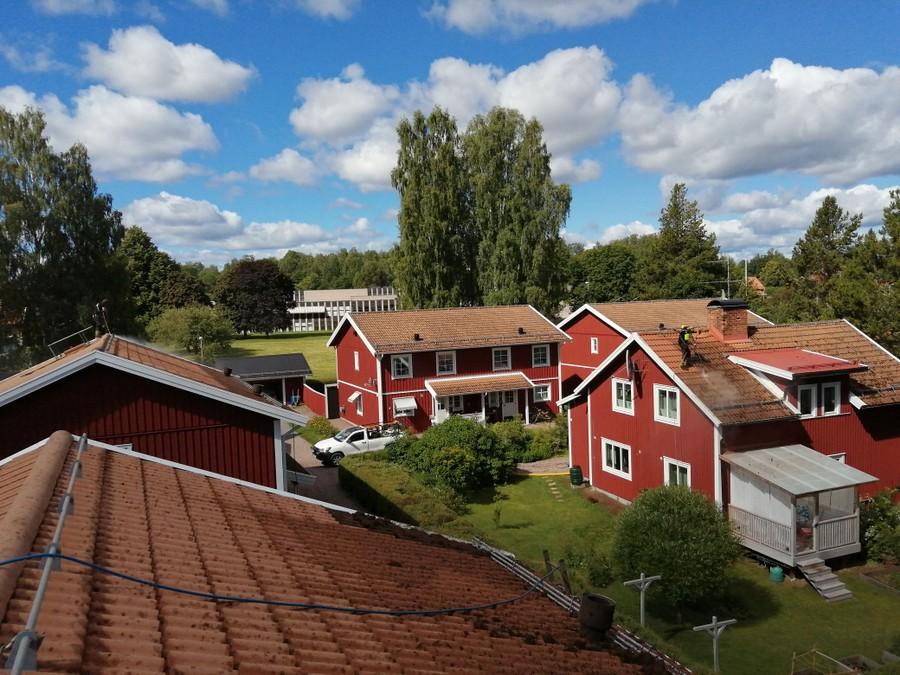 Taktvätt pris Uppsala