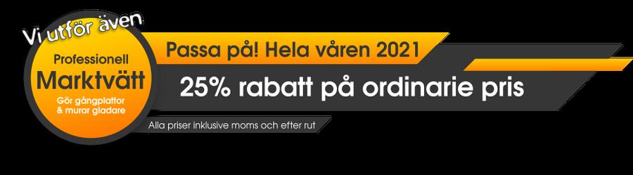 Taktvätt pris Stockholm, Västerås, Dalarna