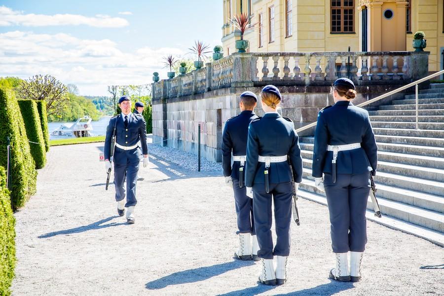 Drottningholms högvakt