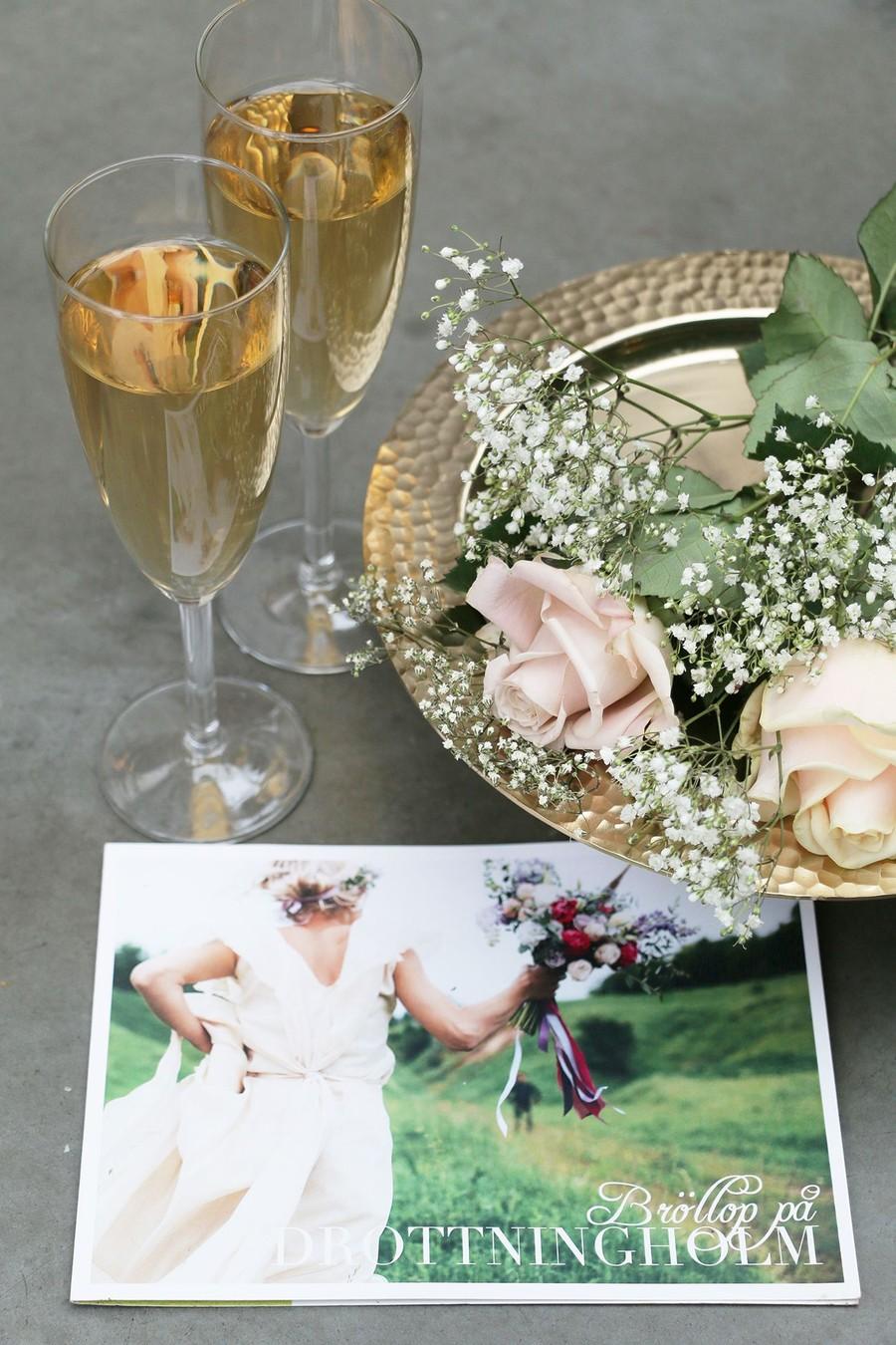 Bröllop på Karamellan