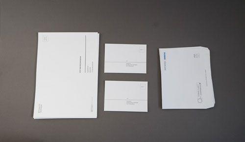 Kuvert utan fönster i tre olika storlekar