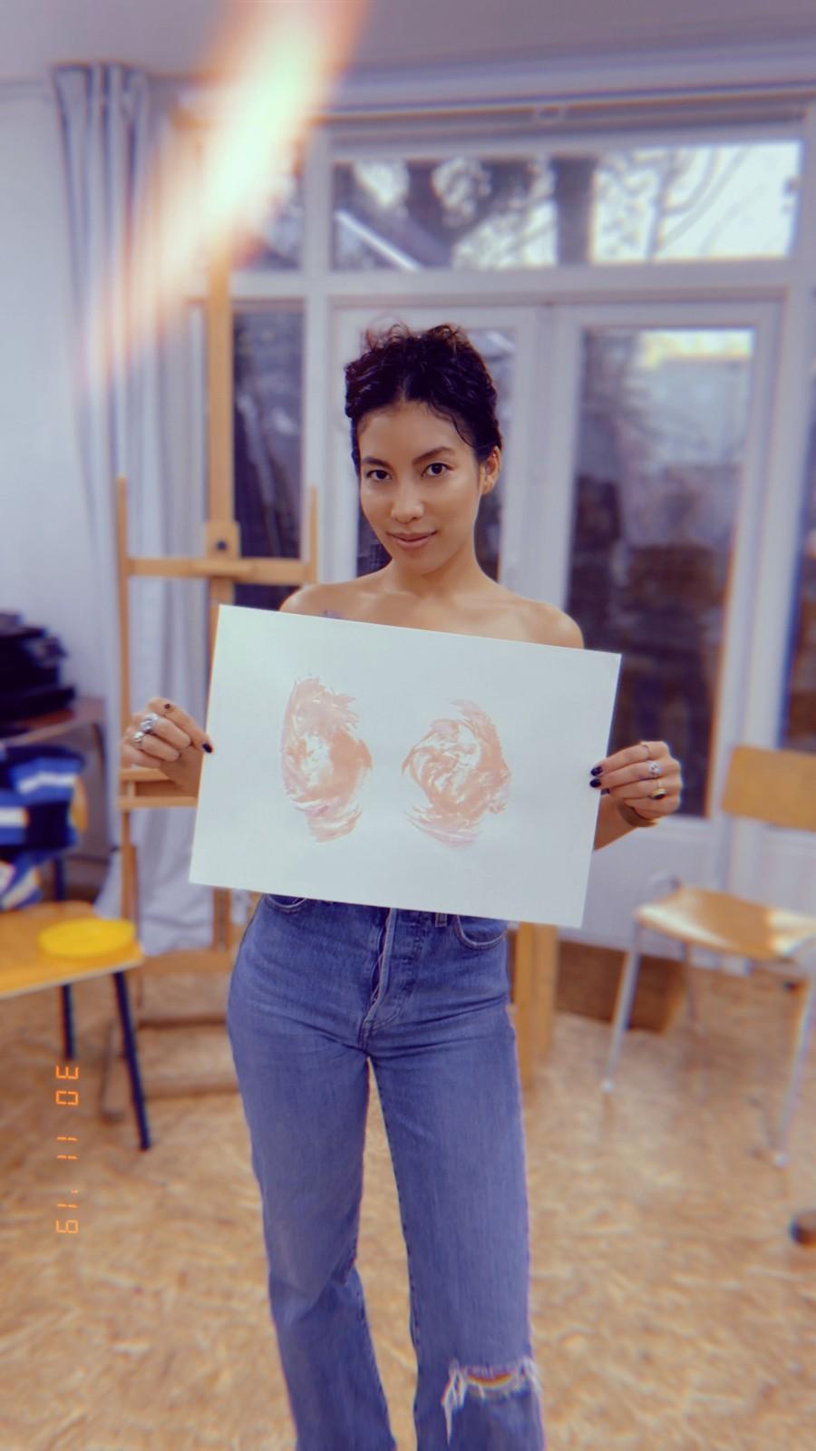 Just Breast Workshop Romina Moradi