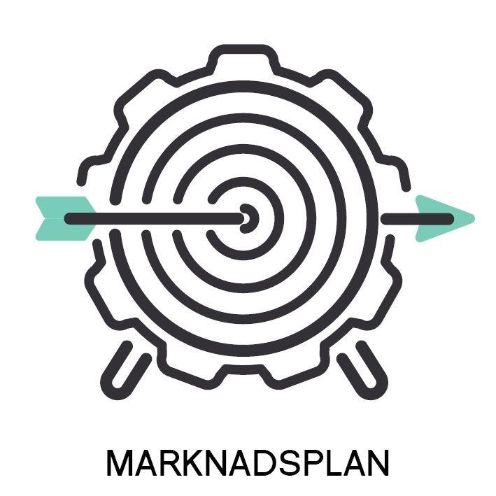 Jontanagroup hjälper dig att skapa en marknadsplan utifrån din målgrupp och dina kunder