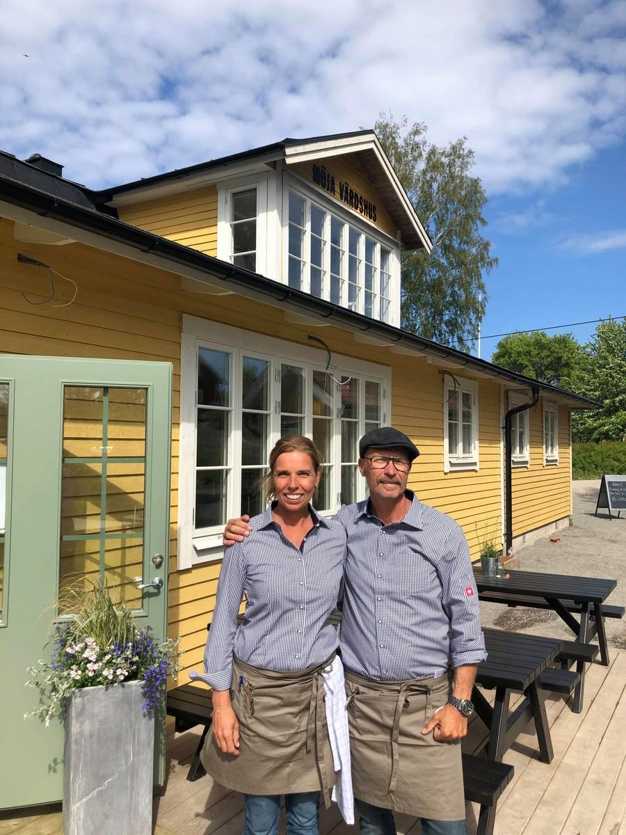 Glamping Stockholm archipelago